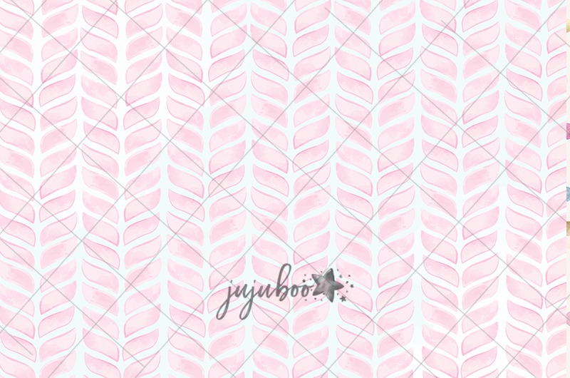 Jujuboo Pink Twist Photography Backdrop