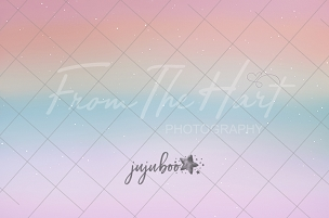 Jujuboo Unicorn Dreams Photography Backdrop