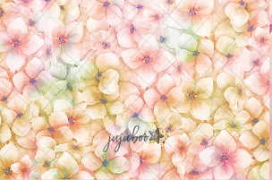 Jujuboo Spring Floral Photography Photography Backdrop
