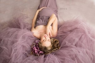 Jujuboo Quartz Amethyst Textured Photography Backdrop